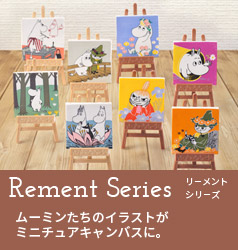 MOOMIN CANVAS COLLECTION